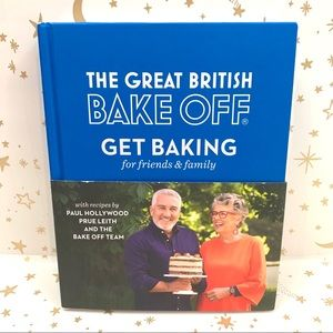 GBBS | Get Baking for Friends & Family Cook Book